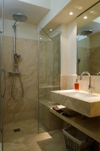 bagno marmo rapolano
