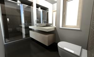 bagno piano 1° doccia padronale 2